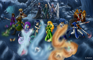 SoC Mission 3 - Chapter 3 by Rumain