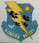 Wonderbolts Insignia Embroidered Patch by Spaceguy5