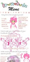 Peach Bear Introduction Meme by Anime-Dreamer93
