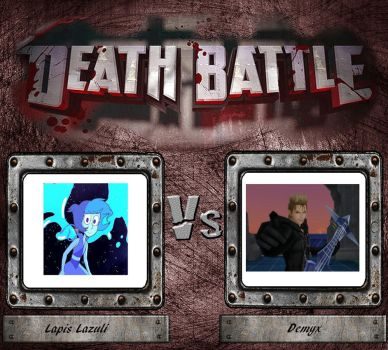 Death Battle Demyx vs Lapis by spartan1994