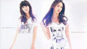 Soshi Gee SunnyxYoon Wallpaper by iheart-sj