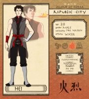 Republic City: Hei by Jay-Jacks