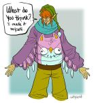 Ugly Sweater by LuckySquid
