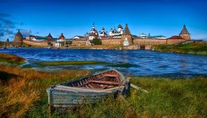 Solovetsky Islands... by my-shots