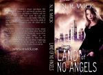 Book Cover - Land of No Angels by RazzleDazzleDesign