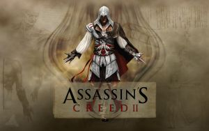 Assassin's Creed II - Ezio by TheSumu