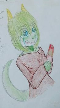Corrine [TRADITIONAL ART] [NEW FC] by Laura-chan12