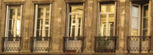 Bordeaux Yellow Windows by FiLH