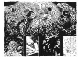 Top Cow Talent Hunt Test Page 6+7 by ElectroCereal