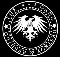 4 - 2 Gang T-Shirt Design by Bl4ck-and-wh1te