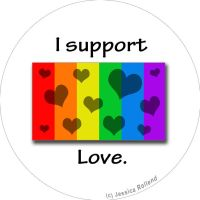 LGBT Button 2 by JRollendz
