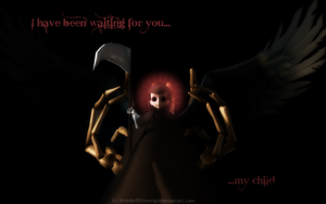 MMD Creepy - He has been waiting... by InvaderBlitzwing