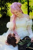 Euphemia and Suzaku - Dreaming by Thesan13