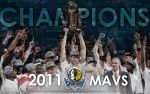 Mavs 2011 Champions Wallpaper by Angelmaker666