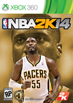 Roy Hibbert NBA2K14 Cover - XBOX360 by 1madhatter