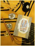 Hufflepuff Pride by Truthdel