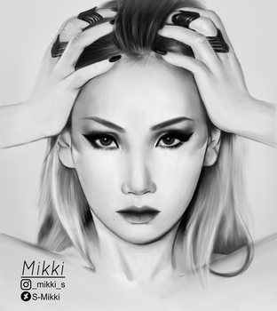 CL by S-Mikki