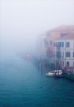 Foggy Venice II by Aenea-Jones