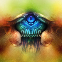 the eye by gepardsim