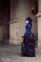 Lady in Dresden V by LunaFeles
