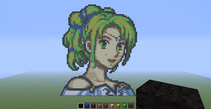 L'Arachel Minecraft by slygirl1999