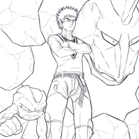 Brock sketch by Elbytron