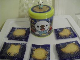 Mijumaru Cookie Tin by SailorUsagiChan