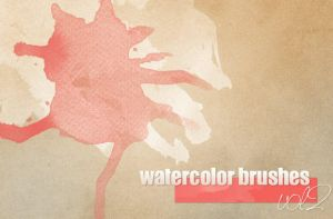 WG Watercolor Vol2 by wegraphics