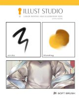 Illuststudio Soft Brush by Escente