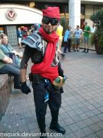 Pax 2013 Underdome Champ by nwpark