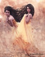 Sisters Of Autumn by HVMK