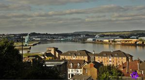 River Medway 001 (20.09.13) by LacedShadowDiamond