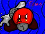 Elias, the ruler of metals ((New OC)) by DummyHeart