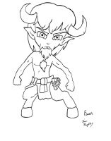 Faun - Male by Shapshizzle
