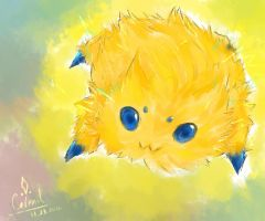 Pokemon: Joltik by Colend