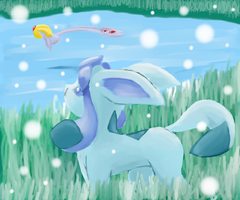 Lake Acuity by DragonArtist16