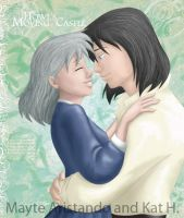 Howl and Sophie Lovers by angelwingkitty