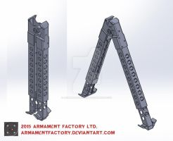 S63A BIPOD DIGITAL by ARMAMENTFACTORY