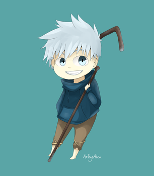 Jack Frost by ArtsyAica