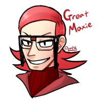 Great maxie~ by AnicMJ