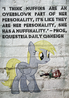 She has a muffinality by Skeptic-Mousey