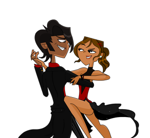 TD- Two 2 Tango|Color by LadyK
