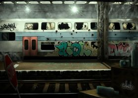 Train by Azot2016