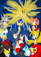 happy late bday sonic by spikesthehedgehog