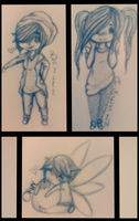 [Chat Chibis] by DancingWithDreams