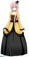 A Game Idea : Vocaloid Galge by NotoAyako