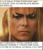 Jareth Is Real by The-Labyrinth-Club