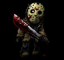 SD Jason Voorhess by DeTinteyLengua