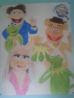 My Muppets Most Wanted Poster by KaitlynAnn