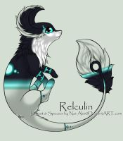 Young Relculin Adoptable ~ 4 CLOSED by BiahAdopts